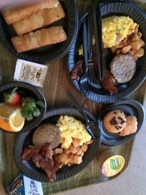 breakfast :P
